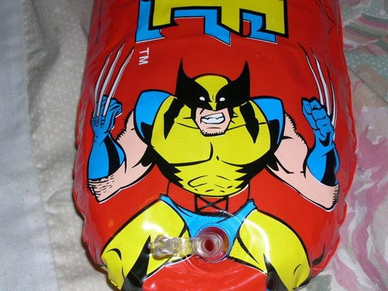 Wolverine Inflatable