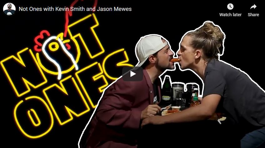 Not Ones with Kevin Smith & Jason Mewes